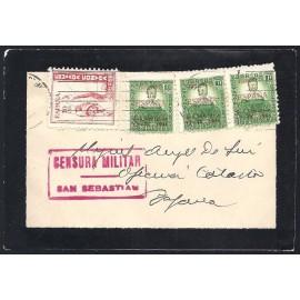 1937 ED. ELP San Sebastián 66 us [x3]