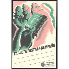 Tarjeta Postal - Junta Delegada de Defensa de Madrid (24)