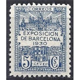 1930 ED. Barcelona 7ef **