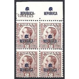 1931 ED. ELR Tolosa 10 ** [x4]