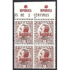 1931 ED. ELR Tolosa 11 ** [x4]