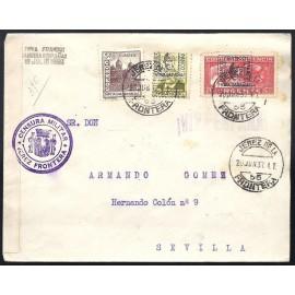 1937 ED. ELP Cáceres 3 y 4 us