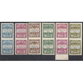 1929-1931 ED. Barcelona 1dspv, 2/3spv, 4/6 dspv **/*