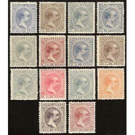 1896 ED. Filipinas 117/130 *