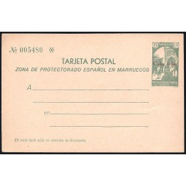 1933 ED. 1 * Enteros Postales Cabo Juby