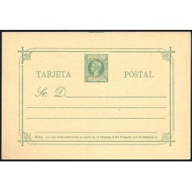 1898 ED. 13 * Enteros Postales Filipinas
