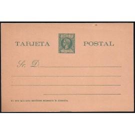 1899 ED. 2 * Enteros Postales Fernando Poo