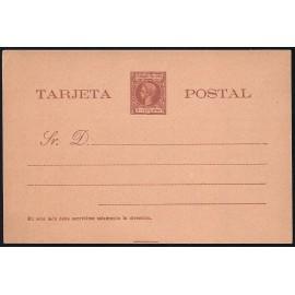 1899 ED. 4 * Enteros Postales Fernando Poo