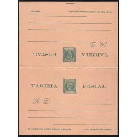 1899 ED. 6C * Enteros Postales Fernando Poo