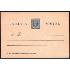 1900 ED. 09 * Enteros Postales Fernando Poo