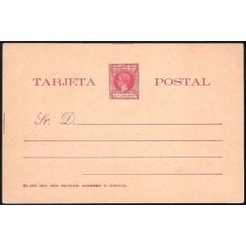 1900 ED. 11 * Enteros Postales Fernando Poo