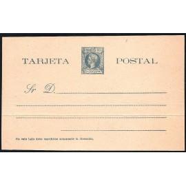 1900 ED. 12 * Enteros Postales Fernando Poo