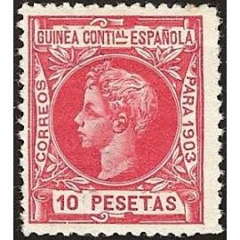 1903 ED. Guinea 26N *