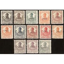 1917 ED. Guinea 111/123 *