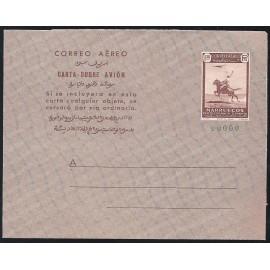 1949 ED. 01N * Aerogramas Marruecos