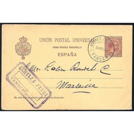 1892 ED. 31A us Precursores Marruecos