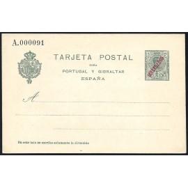 1914 ED. 04 * Enteros Postales Marruecos