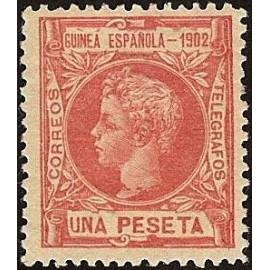 1902 ED. Guinea 6 *