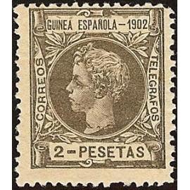 1902 ED. Guinea 7 *