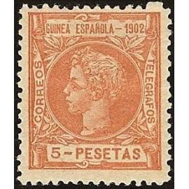 1902 ED. Guinea 8 *