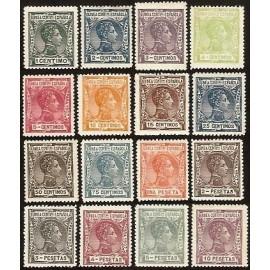 1907 ED. Guinea 43/58 *