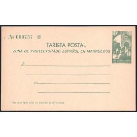 1933 ED. 20 * Enteros Postales Marruecos
