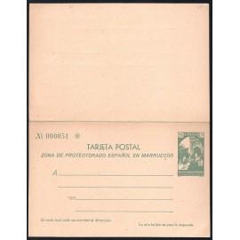 1933 ED. 22 * Enteros Postales Marruecos