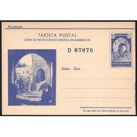 1939 ED. 28 * Enteros Postales Marruecos