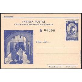 1939 ED. 29M * Enteros Postales Marruecos