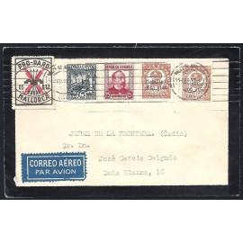 1937 ED. ELP Baleares 2, 4 us