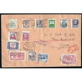 1936 ED. ELP Orense 20/21, 23/28, 32 us