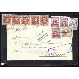 1936 ED. ELP Sevilla 2 [x5], 24 [x3] us
