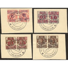 1916 ED. Cabo Juby 1A/1Ahi, 2A/2Ahi, 3A/3Ahi, 3Ahcc/3Ahcci us [x2]