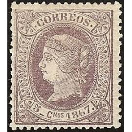 1867 ED. Cuba 18 * (2)