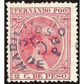 1896 ED. Fernando Poo 32 *