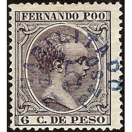 1896 ED. Fernando Poo 33 *