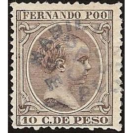 1896 ED. Fernando Poo 35 *