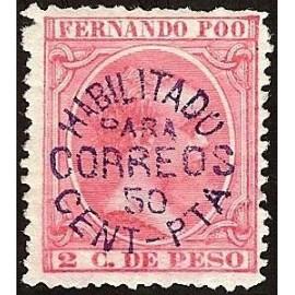 1896 ED. Fernando Poo 24 *