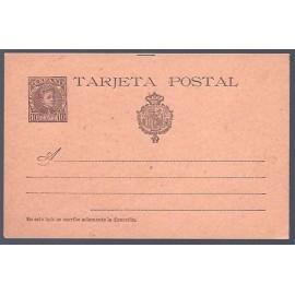1901 ED. Tarjetas Entero Postales 37SNA *