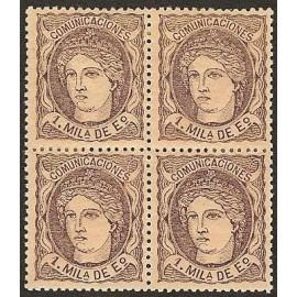 1870 ED. 102c * [x4]