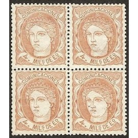 1870 ED. 104 * [x4]