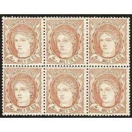 1870 ED. 104 * [x6]