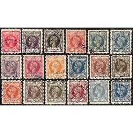 1903 ED. Elobey, Annobón y Corisco 01/18 us