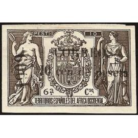 1909 ED. Elobey, Annobón y Corisco 50Nn *