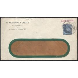 1901-1910 ED. 5 us Enteros Postales Privados