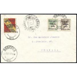 1937 ED. ELP Granada 17, 18 us