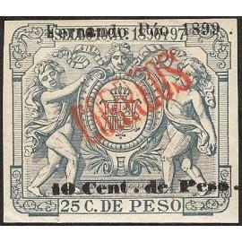 1899 ED. Fernando Poo 47F *