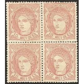 1870 ED. 105 * [x4]