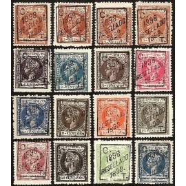 1898 ED. Filipinas 151/166 *
