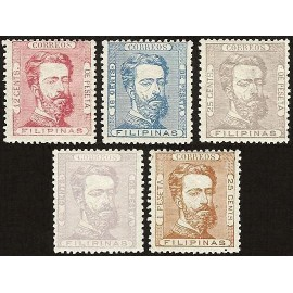1872 ED. Filipinas 25/29 *
